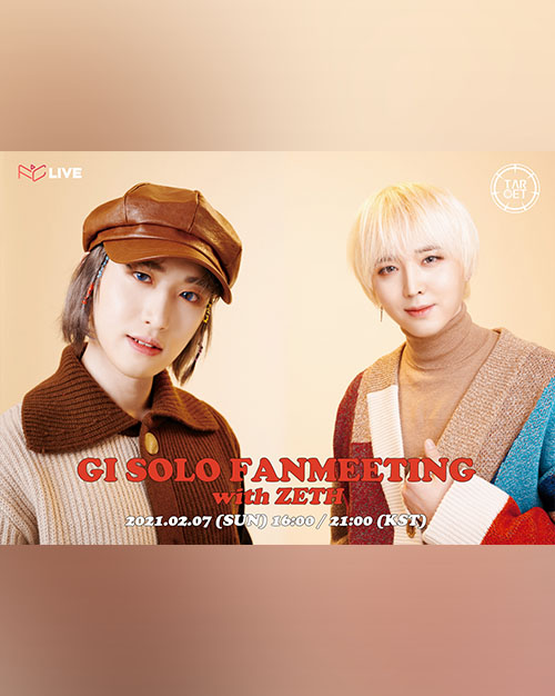 GI SOLO FANMEETING with ZETH