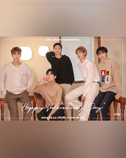 KNK ONLINE FANMEETING